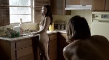 Jodi Balfour - Quarry S01 E01 720p nude naked topless sex scene