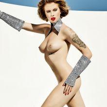 Ireland Baldwin nude for Treats magazine 2016 August 12x HQ topless photos