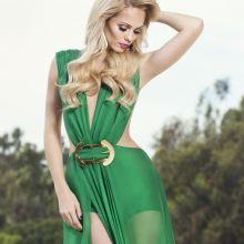 Laura Vandervoort sexy Cliche magazine photo shoot 2014 April-May 12x UHQ
