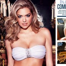 Kate Upton hot in ZOO UK magazine 2015 April 12x HQ
