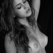 Jehane GiGi Paris nude Chris Shintani photoshoot 5x HQ