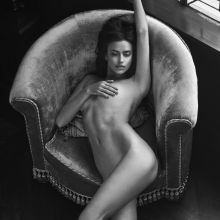 Irina Shayk nude for Portraits Nudes Flowers by Mariano Vivanco 5x HQ photos