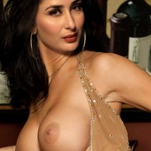 Kareena Kapoor nude Playboy magazine celebrity cover naked photo shoot UHQ
