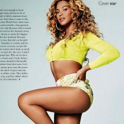 Beyonce sexy Cosmopolitan Magazine 2013 December 2x UHQ
