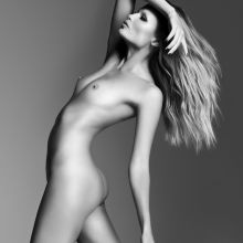 Natasha Poly nude Lui Magazine December 2015 issue 2x UHQ