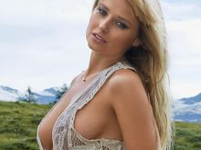 Genevieve Morton 2014 Sports Illustrated Swimsuit photo shoot 27x HQ
