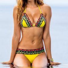 Josephine Skriver sexy Sauvage 2016 swimwear 23x MQ photos
