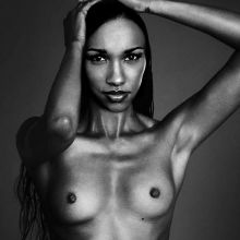 Candice Patton from The Flash full frontal nude photo HQ