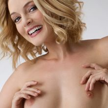 Heather Graham nude Esquire magazine cover photo shoot UHQ