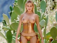 Gina Lisa Lohfink nude Playboy naked photo shoot 16x UHQ