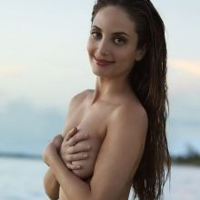 Alexa Ray Joel - Sports Illustrated Swimsuit 2017 topless bare ass tiny bikini 30x HQ photos