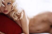 Christina Aguilera nude beauty Maxim magazine cover photo shoot UHQ