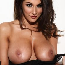 Lucy Pinder topless big boobs photo shoot 12x VUHQ