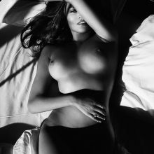 Chrissy Teigen nude Sasha Samsonova photo shoot 9x HQ outtakes