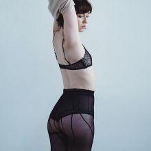 Mary Elizabeth Winstead in see through bra for VVV Magazine Fall 2016 8x HQ photos