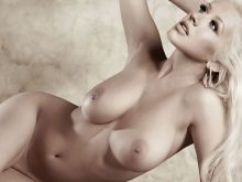 Christina Aguilera nude new album cover UHQ