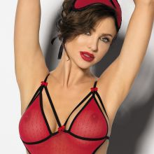 Monika Pietrasinska topless see through Angels Never Sin Lingerie 2014 Winter collection 51x UHQ