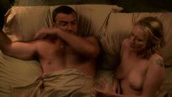 Paula Malcomson - Ray Donovan S05 E05 1080p topless nude sex scene
