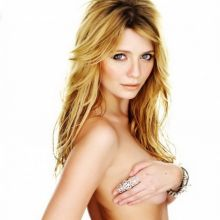 Mischa Barton nude Cosmopolitan magazine naked photo topless shoot 13x HQ