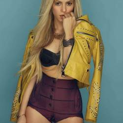 Shakira sexy for Cosmopolitan magazine July 2017 13x HQ photos