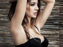 Noureen DeWulf sexy Maxim magazine 2014 issue 3x HQ