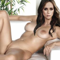 Jennifer Love Hewitt naked spread legs photo shoot UHQ