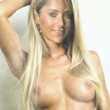Ines Sainz topless personal Instagram photo HQ