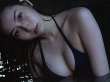 Akari Uemura bikini cleavage Japanese idol, actress, singer and a member of Up-Front Kansai prior to Hello Pro Kenshuusei 39x HQ photos