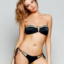 Hailey Clauson sexy Beach Bunny Miami Heat 2014 Collection 27x HQ