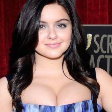 Ariel Winter hot cleavage at the 2014 SAG Awards 21x UHQ