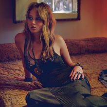 Jennifer Lawrence sexy Mark Seliger photo shoot for Vogue Italia magazine 6x HQ
