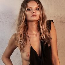 Magdalena Frackowiak topless for Zoo magazine 2016 Spring-Summer 11x HQ photos