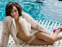Paula Patton topless Vanity Fair magazine 2014 June 4x HQ