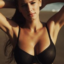 Dylan Penn hot bikini in Lucas Passmore photoshoot 13x UHQ