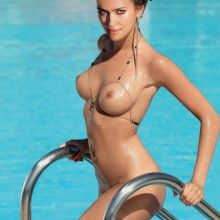 Irina Shayk nude for Sport Illustrated magazine cover HQ photo