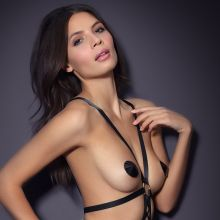Katya Zalitko hot see through Agent Provocateur lingerie set 98x UHQ photos