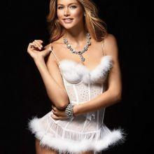 Doutzen Kroes sexy Victoria's Secret lingerie 2013 December 30x HQ
