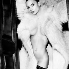Emily Ratajkowski nude for GQ UK Magazine 2015 September 10x HQ