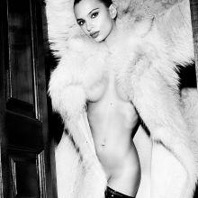 Emily Ratajkowski nude for GQ UK Magazine 2015 September 10x HQ