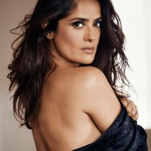 Salma Hayek sexy photo shoot for Evening Standard 2015 September 7x UHQ