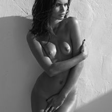 Sara Sampaio nude for Portraits Nudes Flowers by Mariano Vivanco 3x HQ photos
