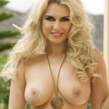 Emily O'Hara topless Page 3 photo shoot 2013 December 3x UHQ