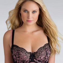 Genevieve Morton sexy Bare Necessities Lingerie 2013 November 58x UHQ