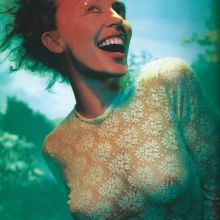 Kylie Minogue fully nude from her 1999 book Kylie 9x UHQ