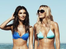 Candice Boucher and Teresa Moore sexy Cubus swimwear 15x HQ