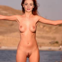 Sophie Turner full frontal nude HQ