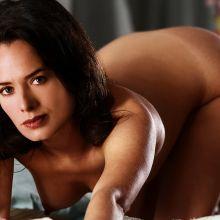 Lena Headey naked doggystyle on the bed photo UHQ