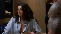 Serinda Swan - Ballers S03 E08 1080p braless topless nude sex scenes