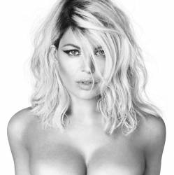 Fergie - Stacy Ann Ferguson topless Double Dutchess Album photo shoot outtakes 9x UHQ photos
