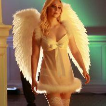 Molly Quinn sexy nightwear Castle S08 E03 promos 7x UHQ